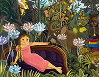 The dream painter Rousseau