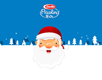 Piccolini Barilla Advent Calendar 2011