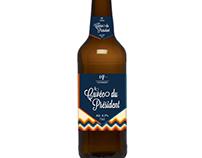 Etiquettes de bière Arras