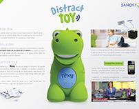 Sanofi - Distract Toy