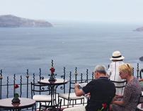 Fotografias de viagem - Grécia