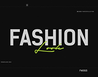 Fashion Look | After Effects Template