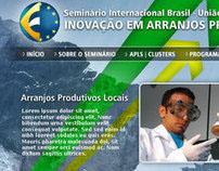 Seminário Internacional Brasil - União Européia