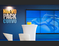 Pack Curvo Camel