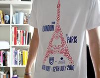5th Floor London to Paris