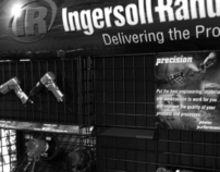 INGERSOLL RAND PRODUCT DISPLAY
