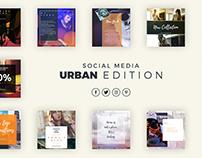 Social Media - Urban edition