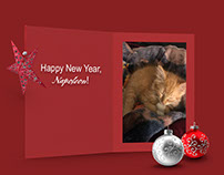 Greeting Cards for our Pets in Adobe Photoshop CC