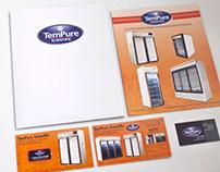 TemPure Scientific mailer