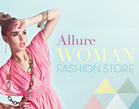 Allure // Flyer Promocional