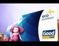 Cartões Ecobenefícios