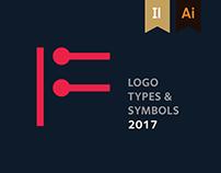 Logo Types & Symbols 2017