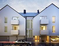 Skrajna Housing