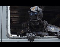 Chappie Compositing Reel