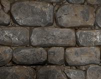 Stone Wall Tile 01 [Realtime]