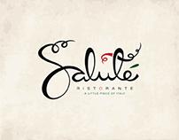 Logo - Saluté - Ristorante