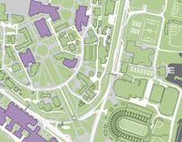 UW Interactive Campus Map