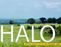 The HALO Trust Publication Design