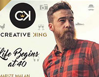 Creative King Magazine