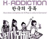 K-POP Fanzine Editorial Project