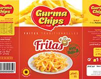 Gurma Chips l FRITAS