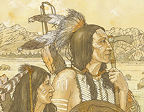 Evolution Native Americans