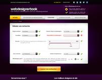 Project - www.Webdesignerbook.com