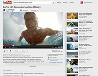 YouTube Redesign 2011