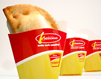 Mini Kalzone - Snack Bags