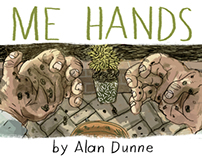 Me Hands :: A Graphic Short by Alan Dunne
