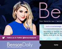 Benson Daily Wordpress Theme