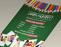 Larien nursery's Flyer
