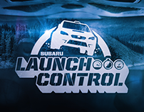 Subaru Launch Control Season 5 Motion Graphics