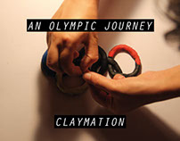 An Olympic Journey - Claymation