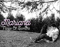 Mariana, Tiago e Sandra