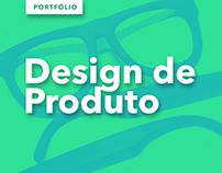 DESIGN DE PRODUTO. Portfólio