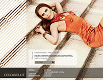 Cecconello Interface Design
