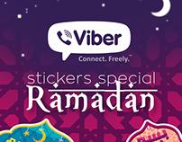 Viber stickers : Ramadan By ELIASSA Jihad