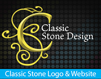 Classic Stone Website Redesign