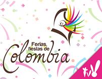Ferias Y Fiestas De Colombia