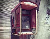 street telephone