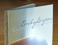 Emily Loizeau CD Design
