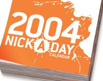 Nick-A-Day 2004 Calendar