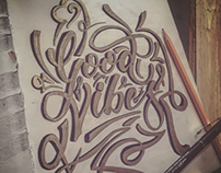 Inspired Calligraphy