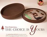 Print Advertisement for Restaurants