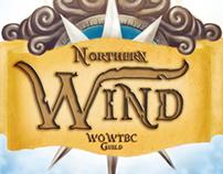 Northern Wind Guild Crest