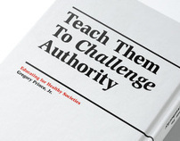 Teach Them To Challenge Authority