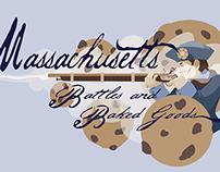 Massachusetts: Battles and Baked Good