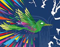 Huitzilin-Colibri-Hummingbird