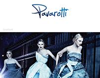 Pavarotti Brand Identity